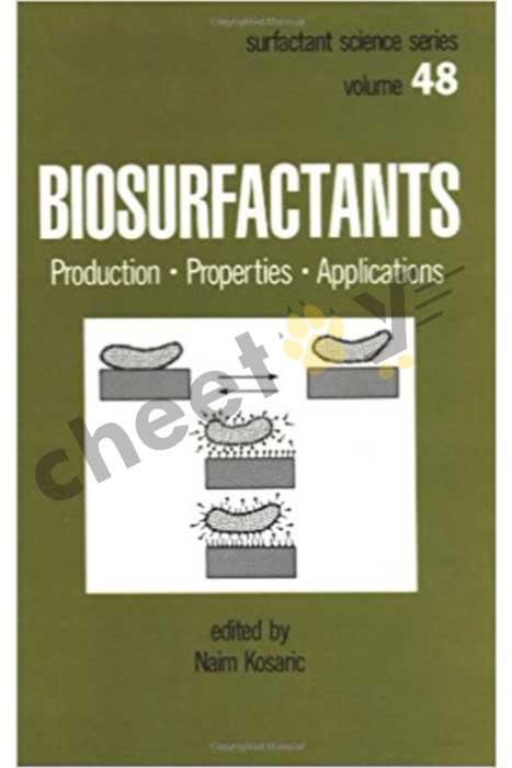 Biosurfactants