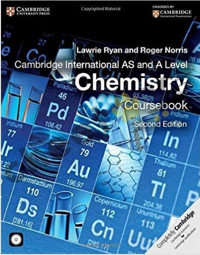 A Level Chemistry Coursebook By Roger Norris With CD (Cambridge International Examinations)