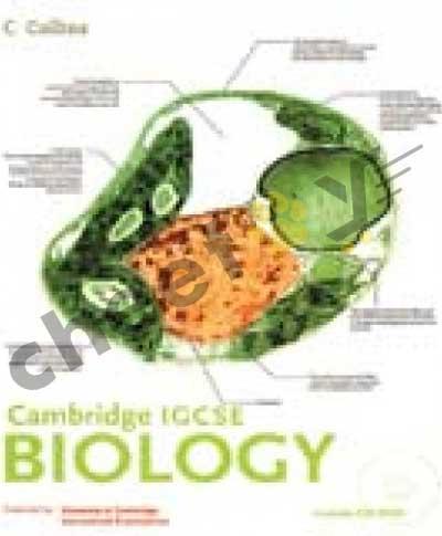 Cambridge IGCSE Biology PB 2006