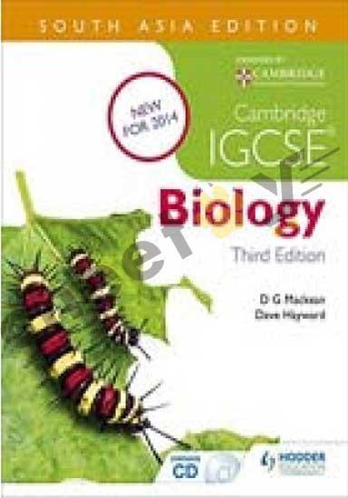 Cambridge IGCSE Biology (Campanion CD), 3E (PB) 2014