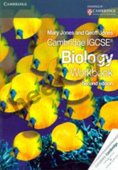 Cambridge IGCSE Biology Workbook, 2E (PB) 2010
