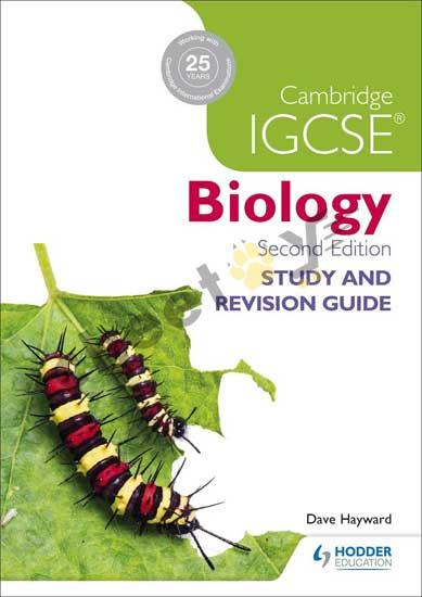 Cambridge IGCSE Biology Study And Revision Guide 2E