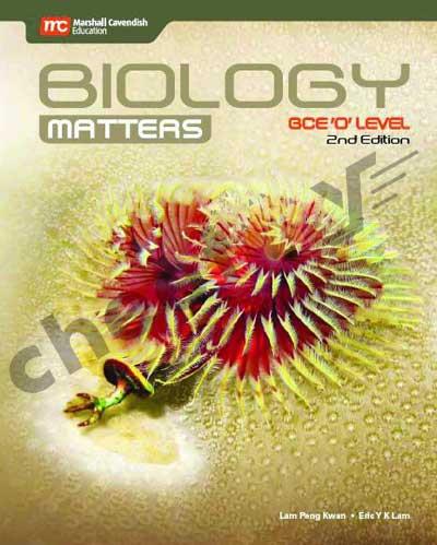 GCE O Level Biology Matters 2nd Edition