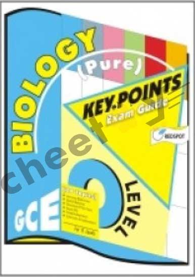 GCE O Level Biology Key Points