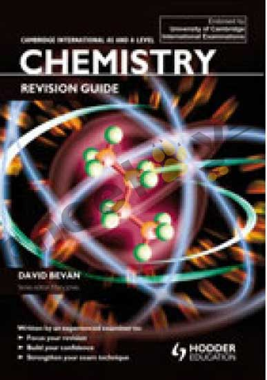Cambridge International AS And A Level Chemistry Revision Guide 2011